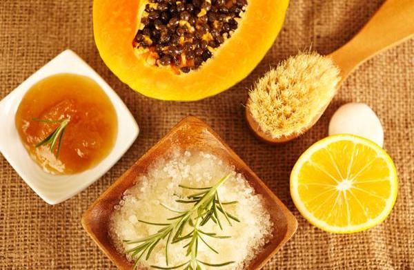 Homemade skin care recipes: Seasonal fruits