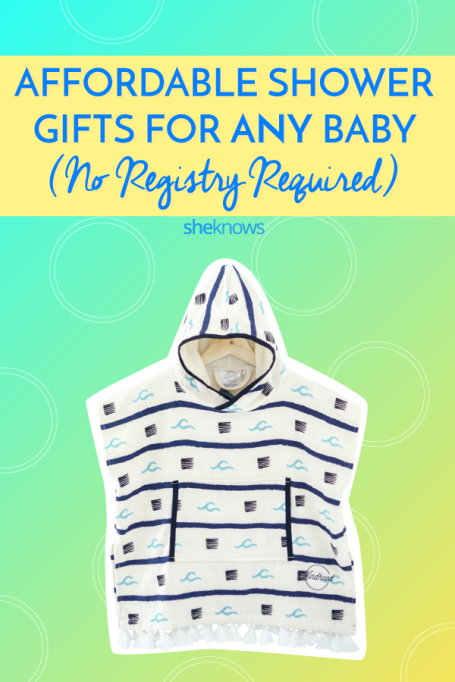 Affordable Shower Gifts for ANY Baby