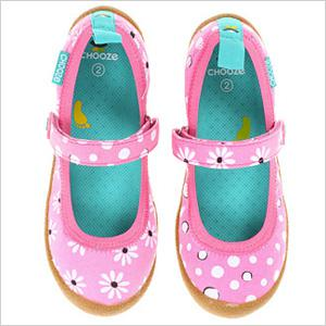 Spring shoes for little girls