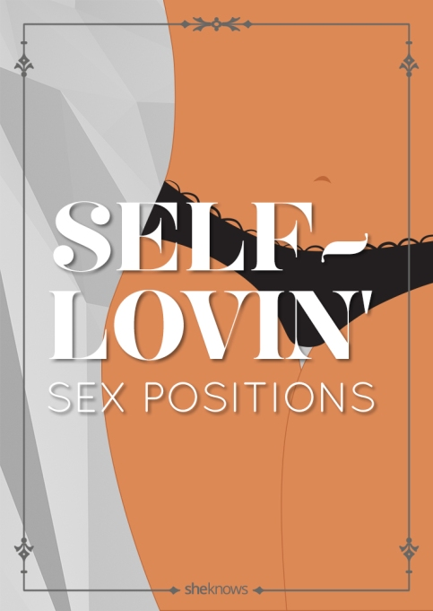 Self love sex positions