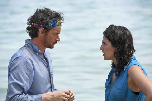 Neal Gottlieb and Aubry Bracco talk strategy on Survivor: Kaoh Rong