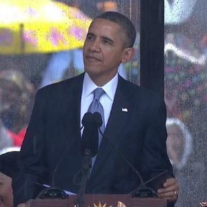 President Obama, Naomi Campbell honor Nelson