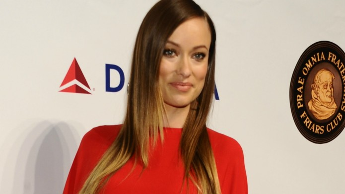 Olivia Wilde's scared about what Donald
