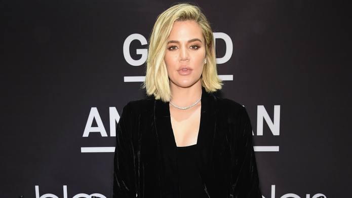 Khloé Kardashian Shows Baby True's Face