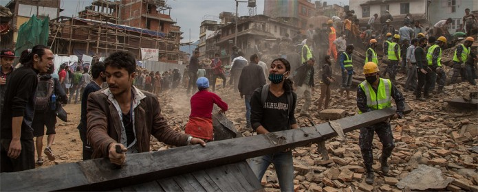 How you can help the Nepal
