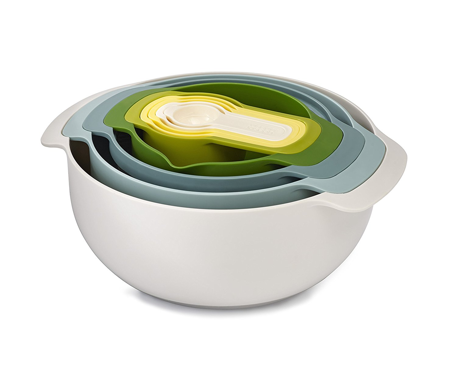 Gifts for Impossible People | Joseph Joseph Nesting Bowls Set, at Amazon