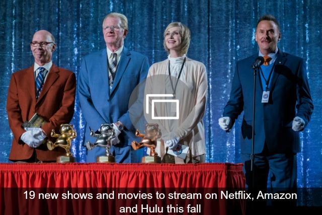 Mascots on Netflix