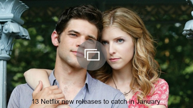 netflix january slideshow
