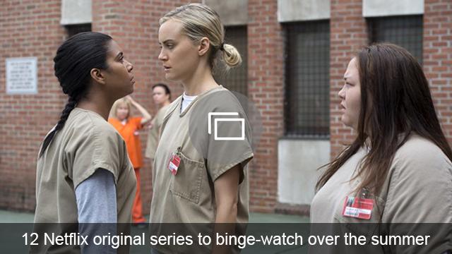 netflix original series slideshow