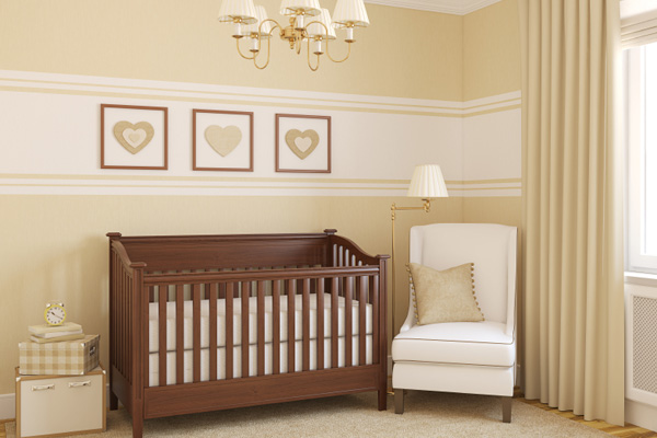 Neutral Beige Nursery