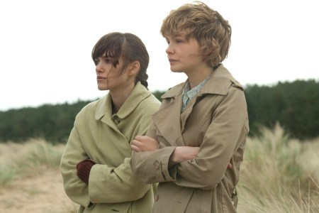 Keira Knightley and Carey Mulligan in Never Let Me Go