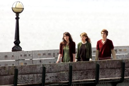 Never Let Me Go's Keira Knightley, Carey Mulligan and Andrew Garfield