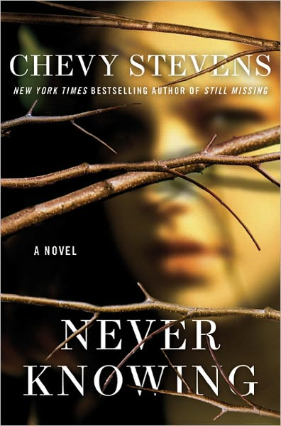 Never Knowing cover