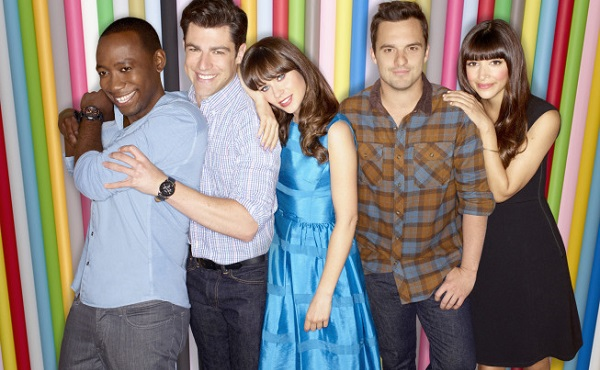 New Girl cast