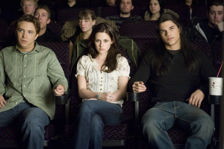 Why not head to the movies this weekend for New Moon!
