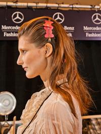 Hair at Richard Chai fall/winter 2012 show