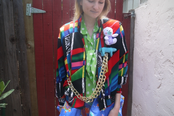 It's my party jacket from Sticky Baby