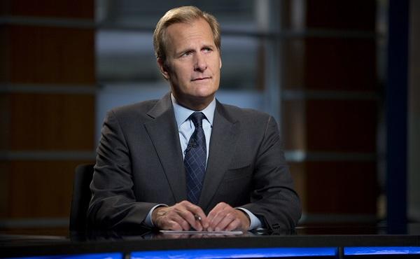 The Newsroom Jeff