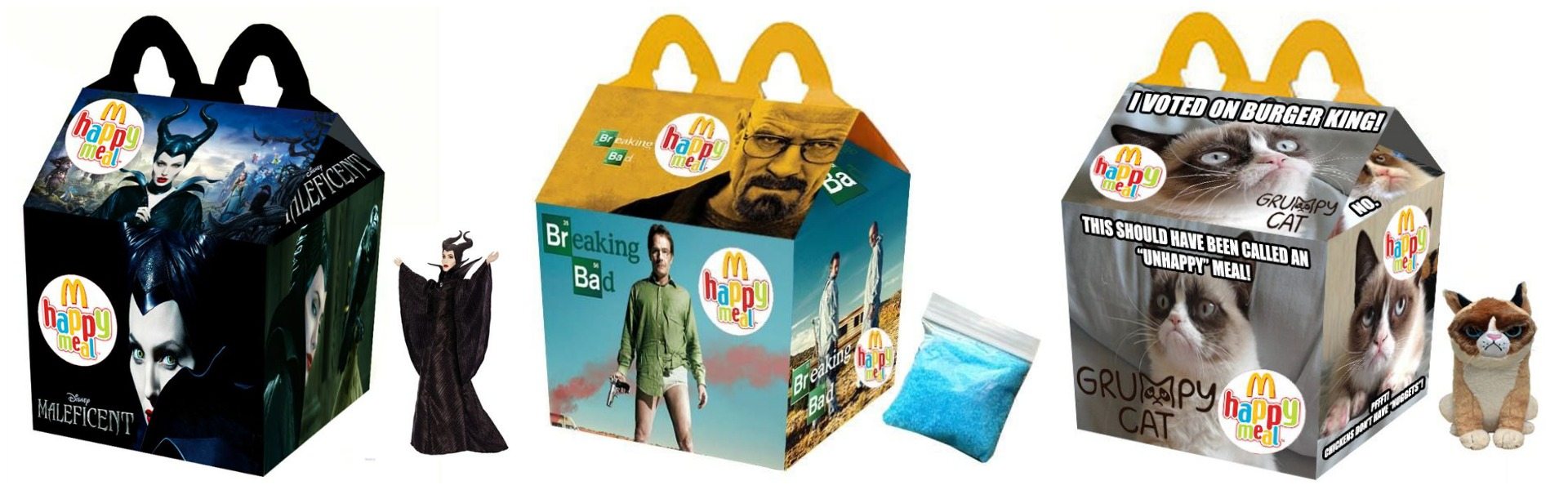 Newt Clements Pinterest Happy Meals