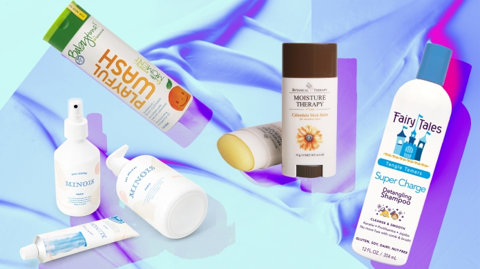 The Best Indie Baby Beauty Brands