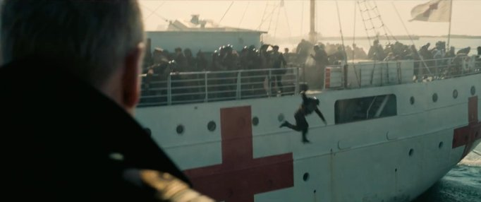 'Dunkirk' the Movie: What's Based on Truth & What's Made Up: Mines in the water