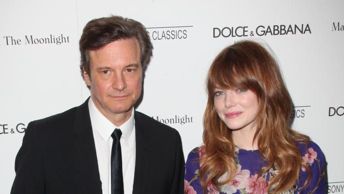 Emma Stone's obsession with Colin Firth