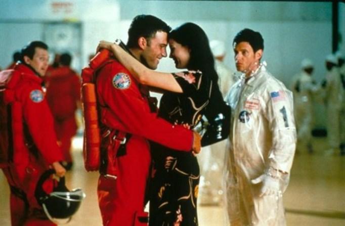 movie kisses Armageddon