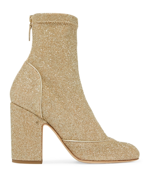Fall fashion trends: Laurence Dacade Melody Stretch-Knit Boots | Fall Fashion 2017