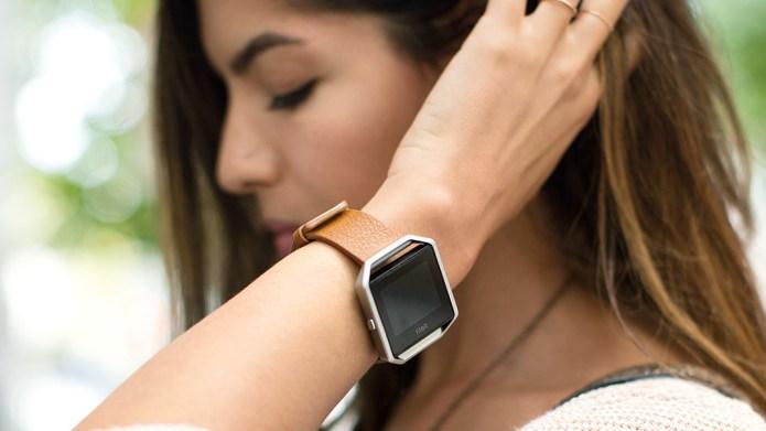 Meet the Fitbit Blaze — the