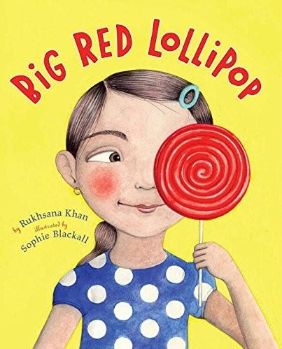 'Big Red Lollipop'