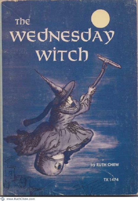 Books for girls: The Wednesday Witch