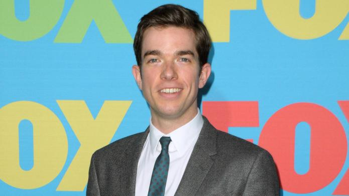 John Mulaney is a married man!