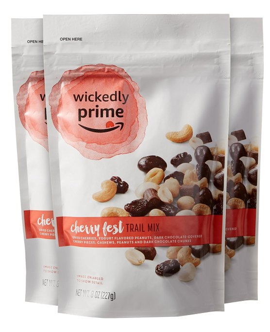 Wickedly Prime Trail Mix, Cherry Fest
