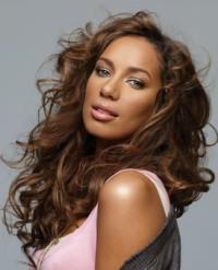 Leona Lewis punched at book signing