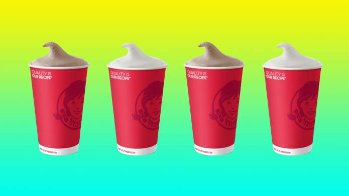 You Can Get a Wendy's Frosty