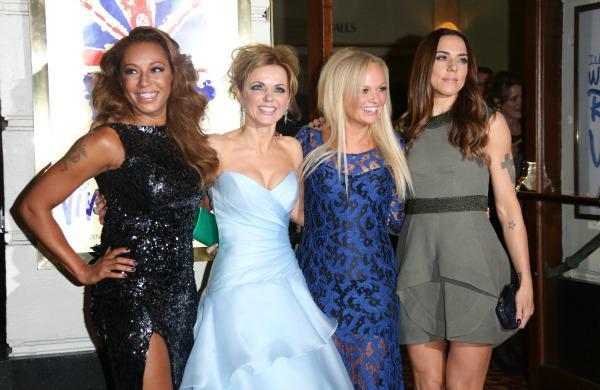 Spice Girls musical Viva Forever to
