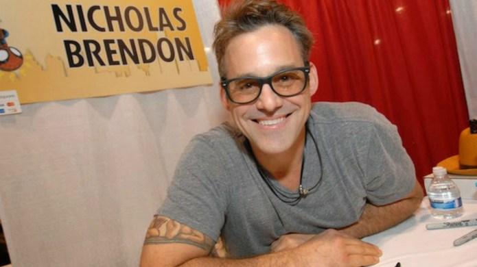 Buffy alum Nicholas Brendon is suffering