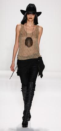 Nicholas K -- New York Fashion Week Spring 2012