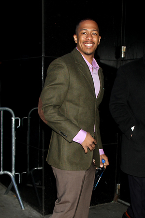Nick Cannon's new healthy lifestyle