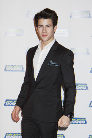 Nick Jonas set to return to Smash!