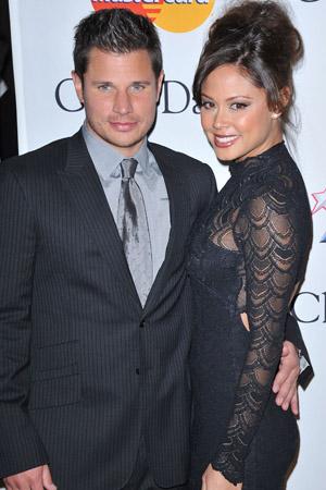 Nick Lachey dishes Vanessa Minnillo pregnancy