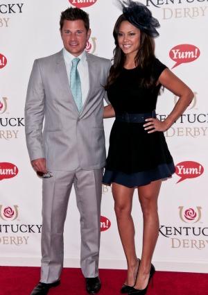 Nick Lachey Vanessa Minnillo pregnant