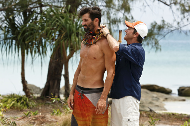 Nick Maiorano wins Immunity on Survivor: Kaoh Rong