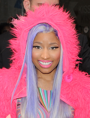 Nicki Minaj in Ice Age: Continental Drift