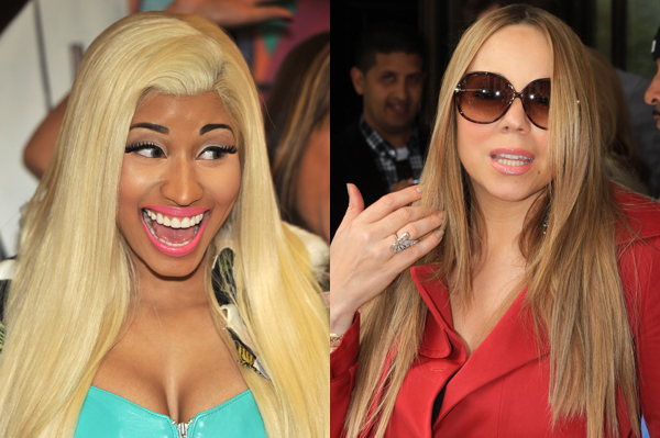 Nicki Minaj Mariah Carey