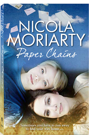 nicola moriarty paper chains book