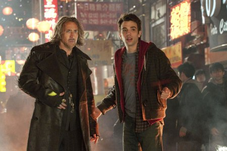 Nicolas Cage and Jay Baruchel in The Sorcerer's Apprentice