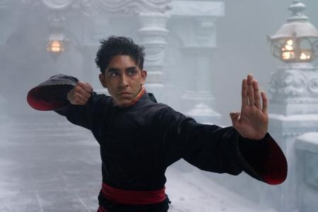 Dev Patel does his magic in The Last Airbender