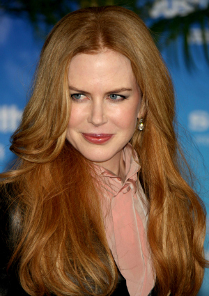 Nicole Kidman at the Premiere of Just Go With It