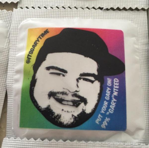 Gary Shirley condoms